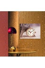 Ceas decorativ de perete Clockity ASR-248CTY1610 Multicolor