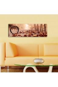 Ceas decorativ de perete Clockity ASR-248CTY1615 Multicolor