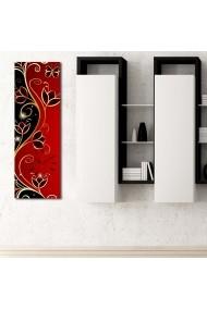 Ceas decorativ de perete Clockity ASR-248CTY1618 Multicolor