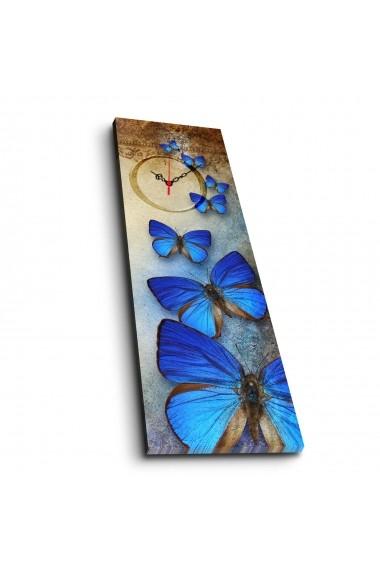 Ceas decorativ de perete Clockity ASR-248CTY1620 Multicolor