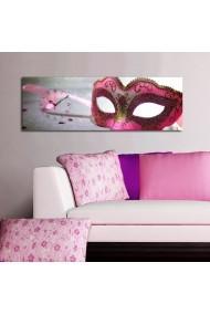 Ceas decorativ de perete Clockity ASR-248CTY1622 Multicolor