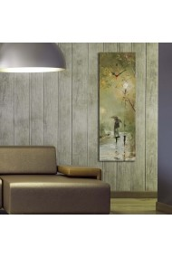 Ceas decorativ de perete Clockity ASR-248CTY1624 Multicolor