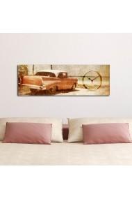 Ceas decorativ de perete Clockity ASR-248CTY1625 Multicolor