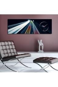 Ceas decorativ de perete Clockity ASR-248CTY1629 Multicolor