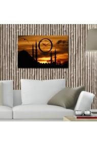 Ceas decorativ de perete Clockity ASR-248CTY1636 Multicolor