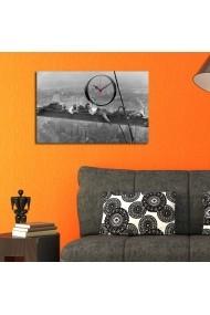 Ceas decorativ de perete Clockity ASR-248CTY1642 Multicolor