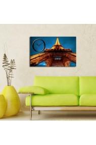 Ceas decorativ de perete Clockity ASR-248CTY1644 Multicolor