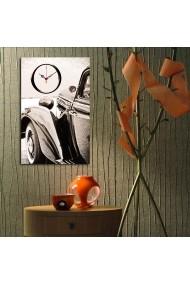 Ceas decorativ de perete Clockity ASR-248CTY1649 Multicolor