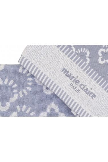 Set 2 prosoape de bucatarie Marie Claire ASR-332MCL1203 Albastru