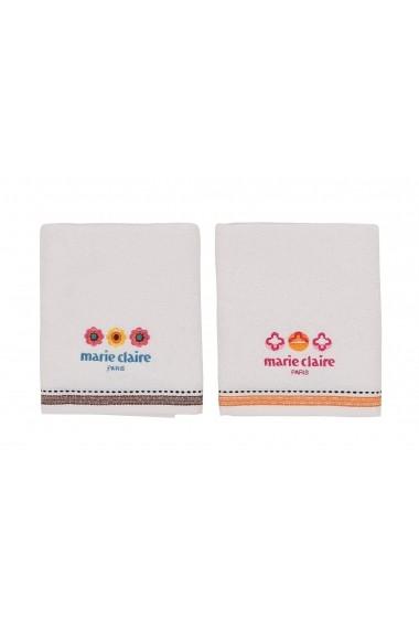 Set 2 prosoape de bucatarie Marie Claire ASR-332MCL1205 Multicolor