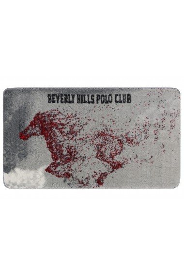 de baie Beverly Hills Polo Club 355BHP1032 Rosu