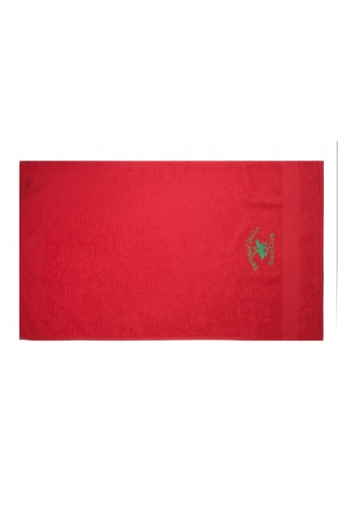 Set 2 prosoape pentru maini Beverly Hills Polo Club ASR-355BHP1209 Verde