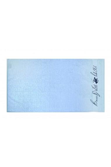 Set 2 prosoape pentru maini Beverly Hills Polo Club ASR-355BHP1231 Albastru