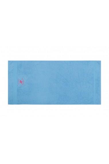 Set 2 prosoape de baie Beverly Hills Polo Club ASR-355BHP1412 bleu