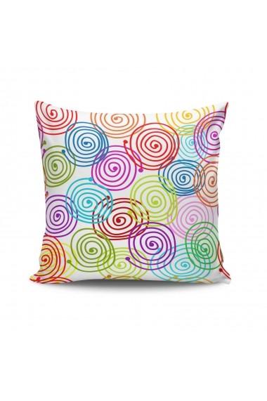 Perna decorativa Kissy 422KSY0111 Multicolor