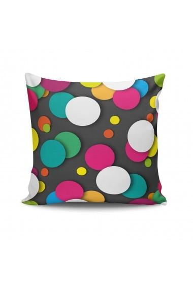 Perna decorativa Kissy 422KSY0125 Multicolor