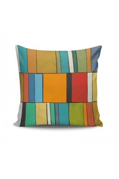 Perna decorativa Kissy 422KSY0164 Multicolor