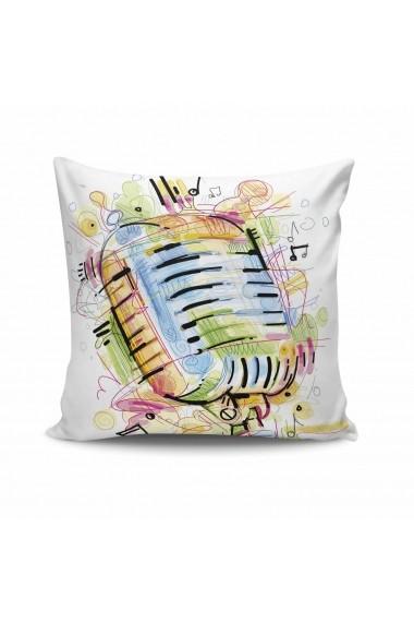 Perna decorativa Kissy 422KSY0168 Multicolor