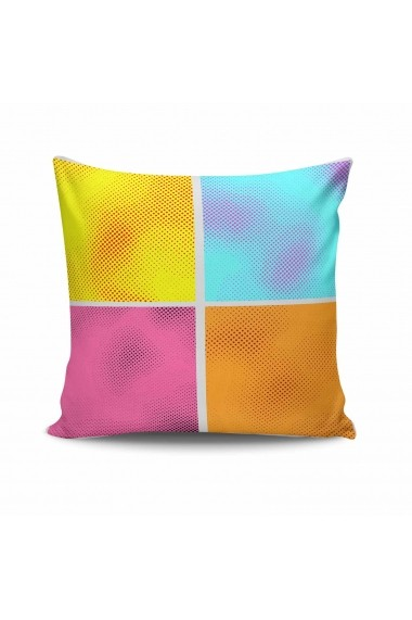 Perna decorativa Kissy 422KSY0175 Multicolor