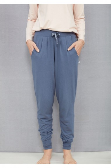 Pantaloni lungi Marie Claire ASR-517MCL1803 Bleumarin