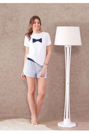 Pijama(2 articole) Marie Claire ASR-517MCL9010 Albastru
