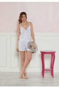 Pijama(2 articole) Marie Claire ASR-517MCL9011 Alb