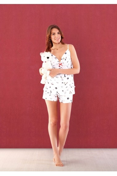 Pijama(2 articole) Marie Claire ASR-517MCL9014 Multicolor