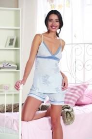 Pijama(2 articole) Marie Claire ASR-517MCL9017 Albastru