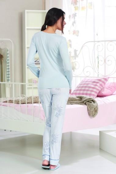 Pijama(2 articole) Marie Claire ASR-517MCL9021 Albastru