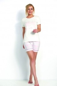 Pijama(2 articole) Marie Claire ASR-517MCL9022 Alb