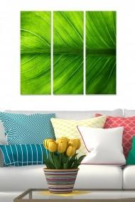 Tablou decorativ (set 3 piese) Bianca 553BNC1817 multicolor
