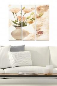 Tablou decorativ (set 3 piese) Bianca 553BNC2376 multicolor