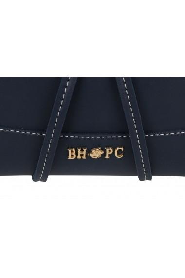 Geanta Beverly Hills Polo Club 650BHP0585 Bleumarin