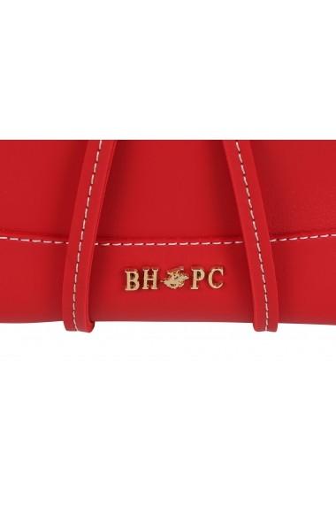 Geanta Beverly Hills Polo Club 650BHP0586 Rosu