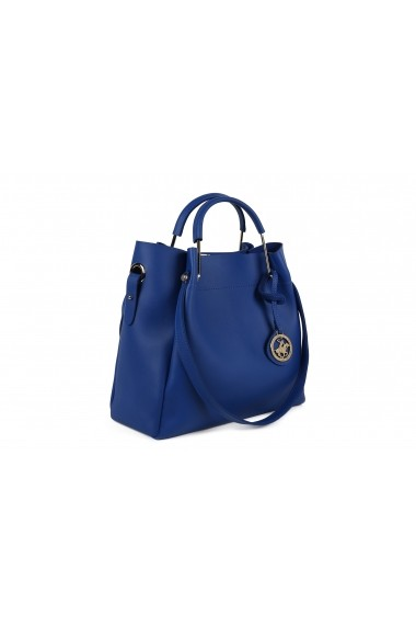 Geanta Beverly Hills Polo Club 650BHP0661 Albastru