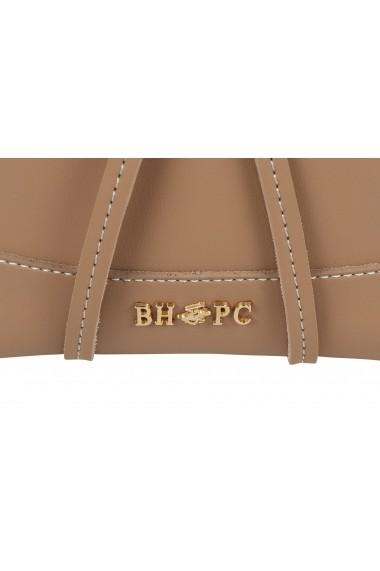 Geanta Beverly Hills Polo Club 650BHP0691 Bej
