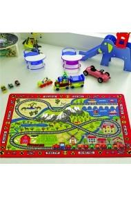Covor Confetti ASR-770CNF8734 Multicolor