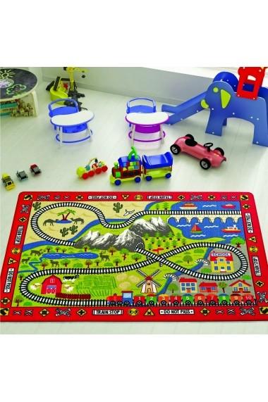 Covor Confetti ASR-770CNF8743 Multicolor