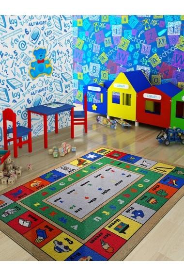 Covor Confetti ASR-770CNF8744 Multicolor