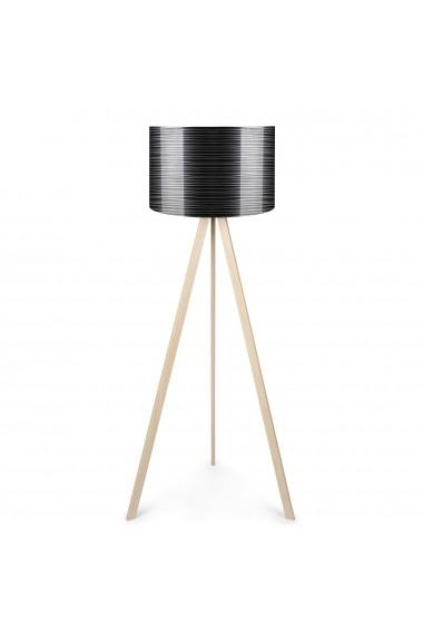 Lampadar cu picior Insignio 780SGN2473 Negru