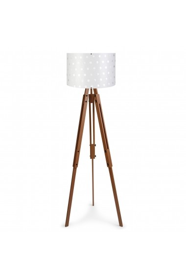Lampadar cu picior Insignio 780SGN2491 Alb
