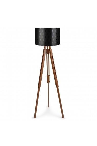 Lampadar cu picior Insignio 780SGN2492 Negru