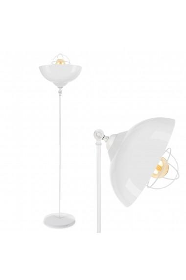 Lampadar cu picior Insignio 780SGN3403 Alb