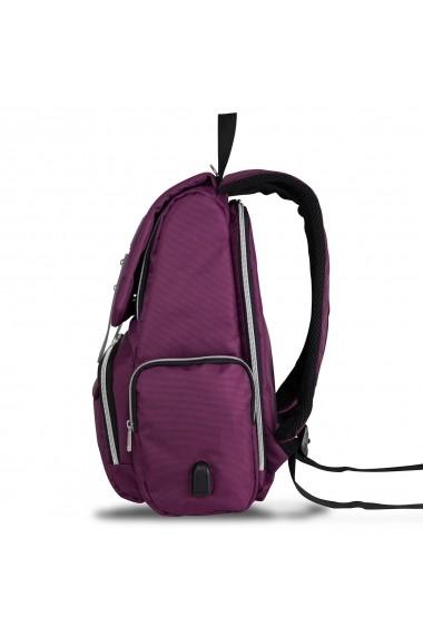 Geanta de scutece Myvalice 853MYV0112 Violet