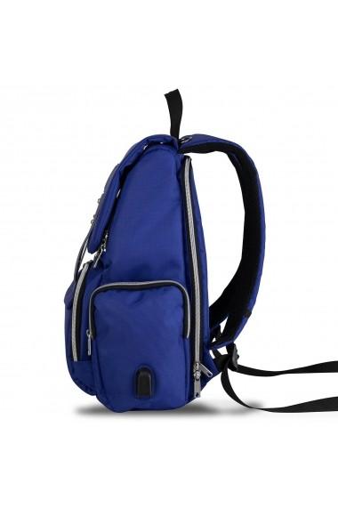 Geanta de scutece Myvalice 853MYV0114 Albastru