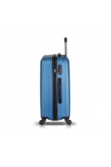 Troler Myvalice 853MYV1089 Albastru