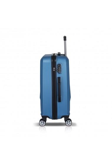 Troler Myvalice 853MYV1096 Albastru