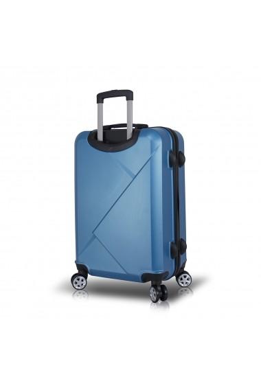 Troler Myvalice 853MYV1151 Albastru