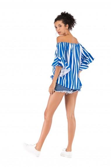 Camasa Nino Balcutti JR3749 albastru