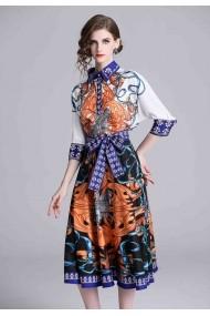 Rochie Kaimilan QK780 multicolora